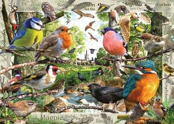 Our Feathered Friends, 1000pc Puzzles;Adult Puzzles - image 2 - Ravensburger