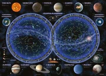 Celestial Planisphere, 1000pc Puzzles;Adult Puzzles - image 2 - Ravensburger
