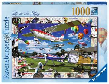 Take to the Skies!, 1000pc Puzzles;Adult Puzzles - image 1 - Ravensburger
