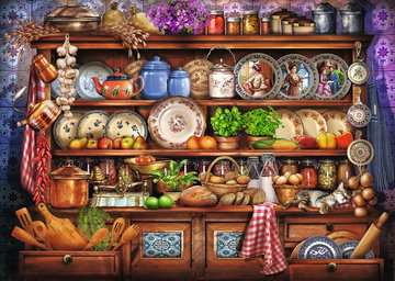 Mum s Kitchen Dresser, 1000pc Puzzles;Adult Puzzles - image 1 - Ravensburger