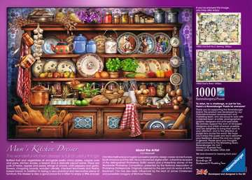 Mum s Kitchen Dresser, 1000pc Puzzles;Adult Puzzles - image 2 - Ravensburger