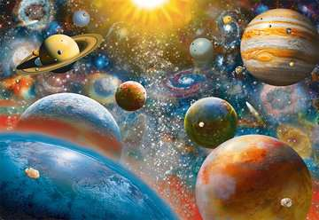 Planetary Vision Jigsaw Puzzles;Adult Puzzles - image 2 - Ravensburger