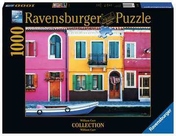 185 Graziella, Burano Puslespil;Puslespil for voksne - Billede 1 - Ravensburger