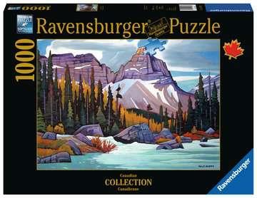 GÓRY CATHEDRAL 1000EL Puzzle;Puzzle dla dorosłych - Zdjęcie 1 - Ravensburger