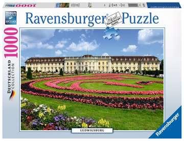 ZAMEK W LUDWIGSBURGU 1000EL Puzzle;Puzzle dla dorosłych - Zdjęcie 1 - Ravensburger
