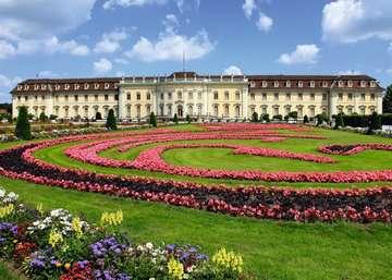 ZAMEK W LUDWIGSBURGU 1000EL Puzzle;Puzzle dla dorosłych - Zdjęcie 2 - Ravensburger