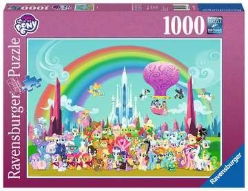 My Little Pony, 1000pc Puzzles;Adult Puzzles - image 1 - Ravensburger