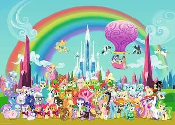 My Little Pony, 1000pc Puzzles;Adult Puzzles - image 2 - Ravensburger
