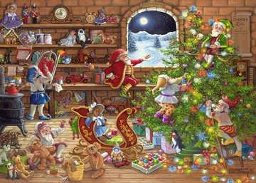 Countdown to Christmas Jigsaw Puzzles;Adult Puzzles - image 2 - Ravensburger
