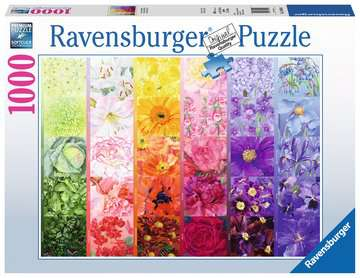 The Gardener s Palette Jigsaw Puzzles;Adult Puzzles - image 1 - Ravensburger