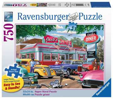 Meet you at Jack s Jigsaw Puzzles;Adult Puzzles - image 1 - Ravensburger