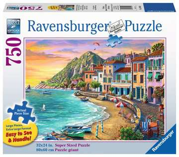 Romantic Sunset Jigsaw Puzzles;Adult Puzzles - image 1 - Ravensburger