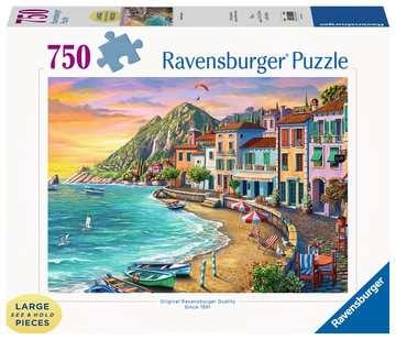 Romantic Sunset Jigsaw Puzzles;Adult Puzzles - image 1 - Ravensburger