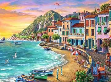 Romantic Sunset Jigsaw Puzzles;Adult Puzzles - image 2 - Ravensburger