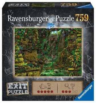 19951 Erwachsenenpuzzle EXIT Tempel in Angkor Wat von Ravensburger 1