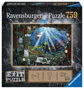 EXIT Im U-Boot Puzzle;Erwachsenenpuzzle - Bild 1 - Ravensburger