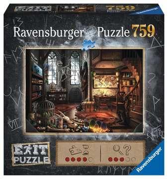 19954 Erwachsenenpuzzle EXIT  Im Drachenlabor von Ravensburger 1