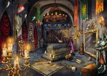 19955 Erwachsenenpuzzle EXIT  Im Vampirschloss von Ravensburger 2