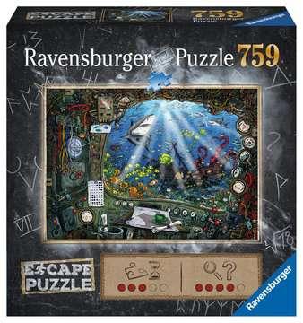 ESCAPE 4 Submarine Jigsaw Puzzles;Adult Puzzles - image 1 - Ravensburger