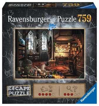 Escape puzzle - Dragón Puzzles;Puzzle Adultos - imagen 1 - Ravensburger