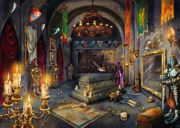 Castello del Vampiro Ravensburger Puzzle  759 pz - Escape the  Puzzle Puzzle;Puzzle da Adulti - immagine 2 - Ravensburger