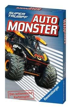 20304 Kartenspiele Auto Monster von Ravensburger 1