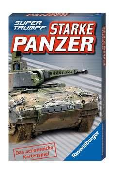 20306 Kartenspiele Starke Panzer von Ravensburger 1