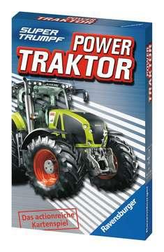 Power Traktor Spiele;Kartenspiele - Bild 1 - Ravensburger