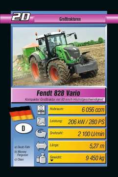 20307 Kartenspiele Power Traktor von Ravensburger 2