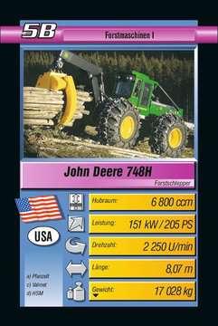Power Traktor Spiele;Kartenspiele - Bild 3 - Ravensburger