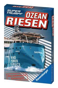 Ozeanriesen Spiele;Kartenspiele - Bild 1 - Ravensburger