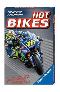 20312 Kartenspiele Hot Bikes von Ravensburger 1