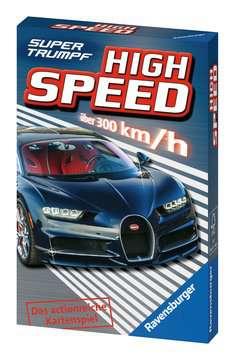 High Speed Spiele;Kartenspiele - Bild 1 - Ravensburger