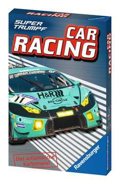 Motorsport Spiele;Kartenspiele - Bild 1 - Ravensburger