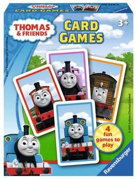 Thomas & Friends Card Games Games;Card Games - image 1 - Ravensburger