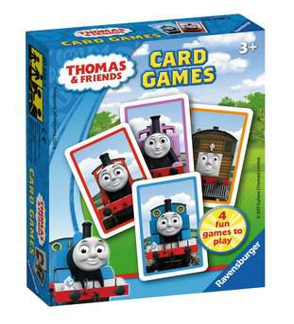 Thomas & Friends Card Games Games;Card Games - image 2 - Ravensburger