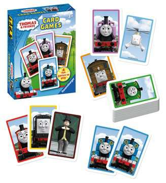 Thomas & Friends Card Games Games;Card Games - image 3 - Ravensburger