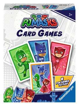 PJ Masks Card Game Games;Card Games - image 1 - Ravensburger