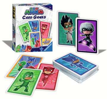 PJ Masks Card Game Games;Card Games - image 3 - Ravensburger