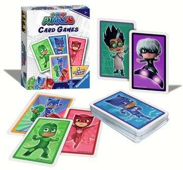 PJ Masks Card Game Games;Card Games - image 3 - Ravensburger