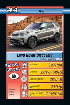 20344 Kartenspiele Starke SUVs von Ravensburger 2