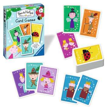 Ben and Holly s Little Kingdom Card Games Games;Card Games - image 2 - Ravensburger
