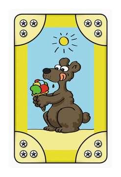 20347 Kartenspiele Mauseschlau&Bärenstark Bewegungs-Mau Mau von Ravensburger 2