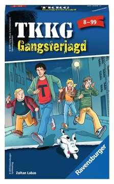 TKKG Gangsterjagd Spiele;Mitbringspiele - Bild 1 - Ravensburger
