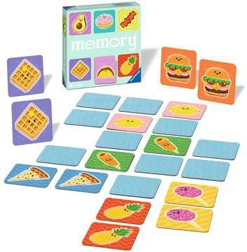 Foodie Favorites memory® Spil;Børnespil - Billede 2 - Ravensburger
