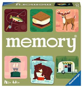 Great Outdoors memory® Games;Children's Games - image 1 - Ravensburger