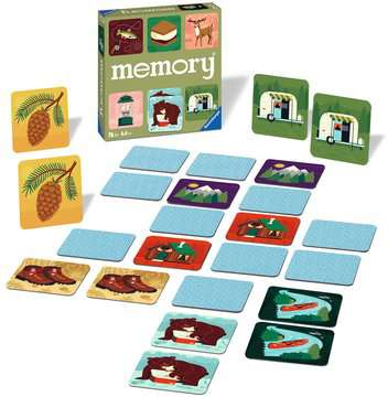 Great Outdoors memory® Games;Children's Games - image 2 - Ravensburger