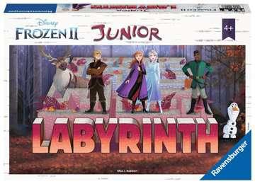 Frozen 2 Junior Labyrinth Games;Children s Games - image 1 - Ravensburger