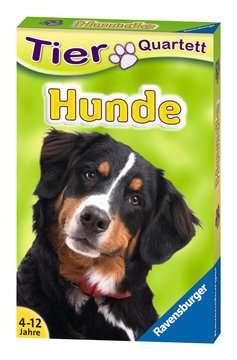 Hunde Spiele;Kartenspiele - Bild 1 - Ravensburger