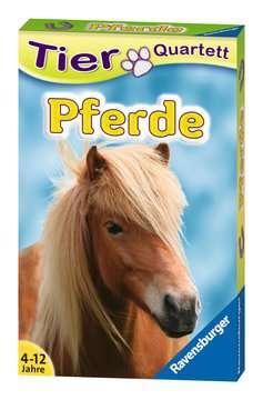 Pferde Spiele;Kartenspiele - Bild 1 - Ravensburger